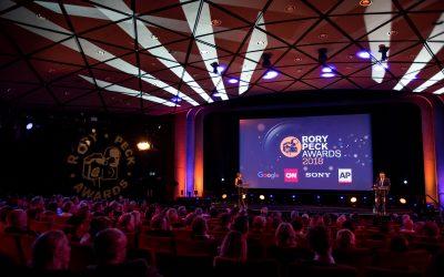 Rory Peck Awards 2018